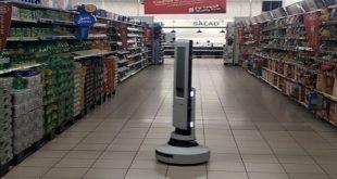 Birleşik Arap Emirlikleri'nin ilk perakende robot çalışanı