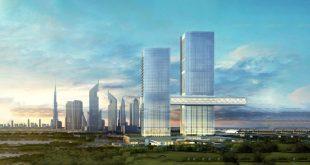 Dubai, The Link binasının inşasına başladı