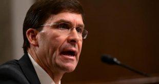 ABD Savunma Bakanı: Körfez'e askeri takviye yapılacak