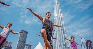 Dubai'nin fitness düellosu