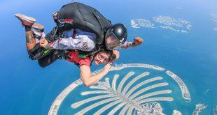 12 yaşındaki çocuğunuzun paraşütle atlamasına izin verir misiniz?