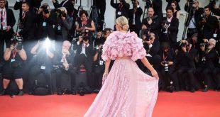 Venedik Film Festivali'nin kırmızı halı törenine Arap tasarımcılar damgasını vurdu