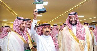 Suudi Arabistan Veliaht Prensi, Deve Festivali'nin kapanış törenine katıldı
