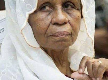 Aişe es-Said: Sudan dünya sahnesine geri dönüyor