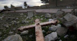 Suriye'de 120'den fazla kilise zarar gördü