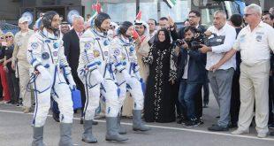 Hazza Al Mansouri'nin ISS misyonu uzay araştırmaları için dev bir adım