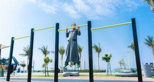 Spor abayaları tasarlayan Suudi Arabistanlı tasarımcı ile tanışın