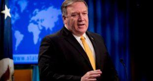 Pompeo, İran'ı Saudi Aramco tesislerine terör saldırısı düzenlemekle suçladı