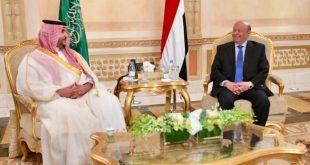 Halid bin Selman, Suudi Arabistan'ın Yemen'e desteğini yineledi