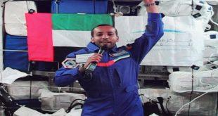Hazza al Mansuri uzayda neler yaptığını anlattı