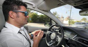 İlk sürücüsüz otomobil Dubai sokaklarında