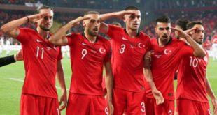 UEFA, Türk futbolcuların asker selamını inceleyecek
