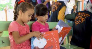 Kalimat Vakfı, Ürdün'deki Suriyeli çocuklar için 20 kütüphane açtı