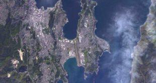BAE'nin yaptığı ilk uydu, uzayda önemli görüntüler elde etti