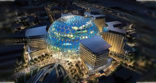 Expo 2020 Dubai'nin muhteşem çadırları