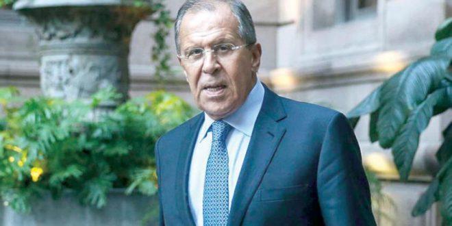 Lavrov, Şarku'l Avsat'a konuştu: Çözüme yönelik ilerleme, Suriye'nin Arap Birliği'ne dönüşüne işaret ediyor