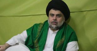 Sadr'dan protesto gösterilerine övgü