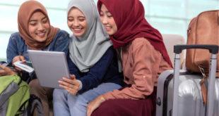 Müslüman kadınlar gezerken 80 milyar dolar harcadı