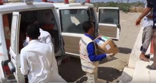 BAE, Hudeyde'ye çok miktarda ilaç ve tıbbi malzeme gönderdi