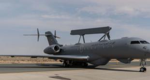 Birleşik Arap Emirlikleri, en gelişmiş 2 erken uyarı uçağı alıyor