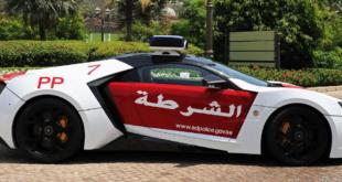 Dubai'de polisten kaçmayı sakın denemeyin!