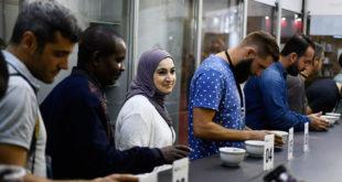 Suudi kahve uzmanı, Brezilya ve Türk kahvesinden yeni karışım elde etti