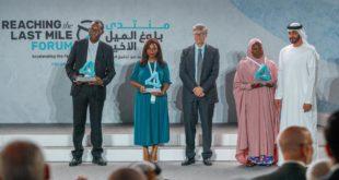 Şeyh Muhammed bin Zayed ve Bill Gates, çocuk felcinin kökünü kazıyacak