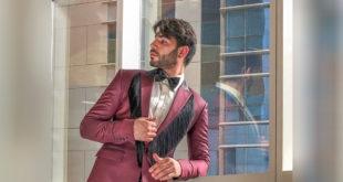 Dubai moda şovunda, erkek giyimi için muhteşem bir koleksiyon yer alıyor