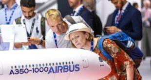 Emirates, 50 Airbus jeti için 16 Milyar Dolar'lık satın alma sözleşmesi imzaladı