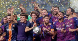İtalya ve İspanya Süper Kupası, Suudi Arabistan'da oynanacak