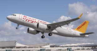Pegasus 12 Ocak'tan itibaren Mekke'ye uçuyor