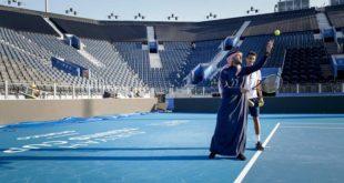 Dünyanın en iyi tenisçilerinin katıldığı Diriye Tenis Kupası'nın çekilişi yapıldı