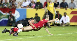 Birleşik Arap Emirlikleri'nde Kadınlar Rugby Şampiyonası heyecanı