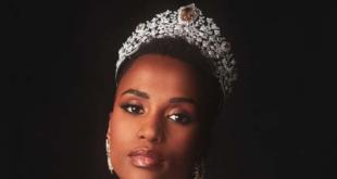 Siyahi güzelin 5 milyon dolarlık tacının hikayesi…
