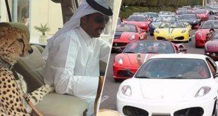 Dubai şeyhlerinin paralarını harcamak için buldukları 19 çılgın yol