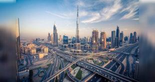 Dubai, 2019 yılında dünyanın en çok ziyaret edilen 7'nci şehri
