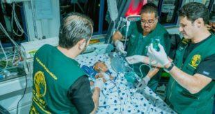Suudi sağlık ekibi Tanzanyalı 13 çocuğu ameliyat etti