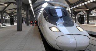 Yeni Kral Abdulaziz Uluslararası Havalimanı'ndaki tren istasyonu hizmete açılıyor
