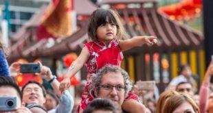 Çin Yeni Yılı kutlamaları Al Maryah Adası'na 26 bin ziyaretçi çekti