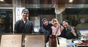Japonya helal yemek mekanları