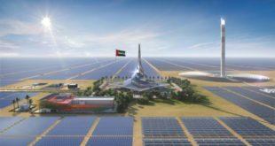 BAE, Ortadoğu'da yenilenebilir enerji lideri