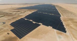 Dünyanın en büyük güneş enerjisi tesisi Abu Dabi'de kurulacak