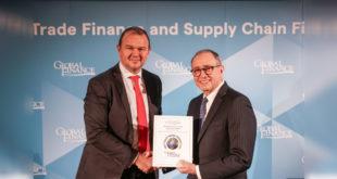 """First Abu Dabi Bankası, """"BAE'de En İyi Ticaret Finansmanı Sağlayıcısı"""" ödülünü kazandı"""