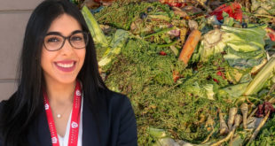Suudi öğrenci gıda atığına karşı teknoloji savaşı başlattı