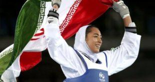 İran'ı terk eden Olimpiyat madalyalı tekvandocu Almanya adına yarışmak istiyor
