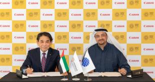 Expo 2020 Dubai, Canon ile anlaşma imzaladı