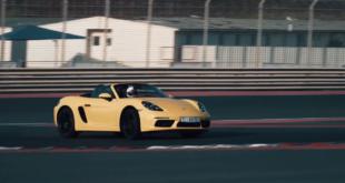 2020 Porsche 718 Boxster iddialı geliyor!