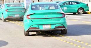 Trafikte çevre dostu yeşil taksi zamanı!