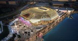 Etihad Arena ilk gösterilerini Nisan 2020'de gerçekleştirecek