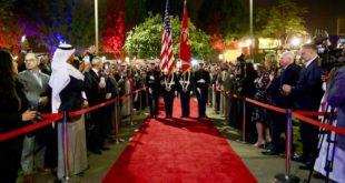 ABD Büyükelçisi John Abizaid, Suudi Arabistan – ABD ilişkilerinin 75. yıldönümü kutlamalarına katıldı